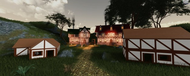 Feedback I made some medieval houses what do you think? Cool Creations Roblox Developer Forum