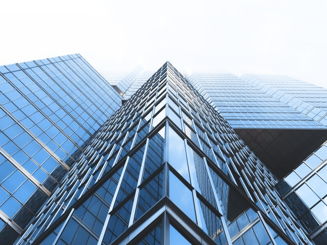 Doyen Digital Nomads Corporate skyscraper