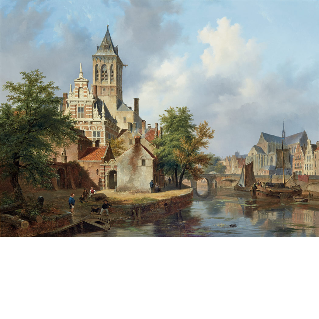 Bartholomeus Johannes Van Hove For Sale At Auction On Wed