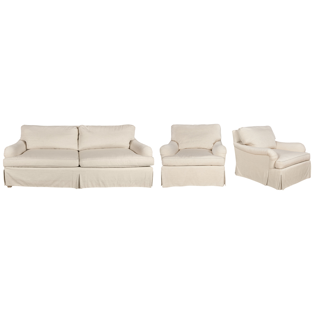 doctor sofa bronx durable faux leather group of upholstered seat furniture for sale at auction on