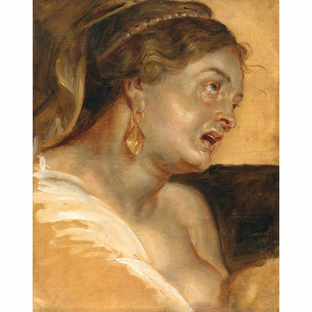 Attributed To Peter Paul Rubens For Sale At Auction On Tue