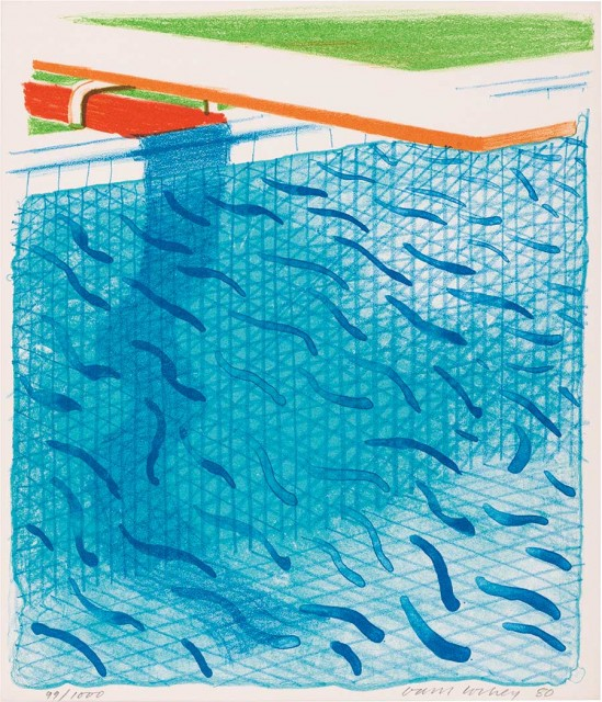 David Hockney  Doyle Auction House