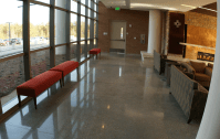 Terrazzo Project: Piedmont Newnan Hospital | Newnan, Georgia