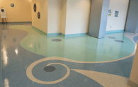 Terrazzo Project: USA Children's and Women's Hospital ...