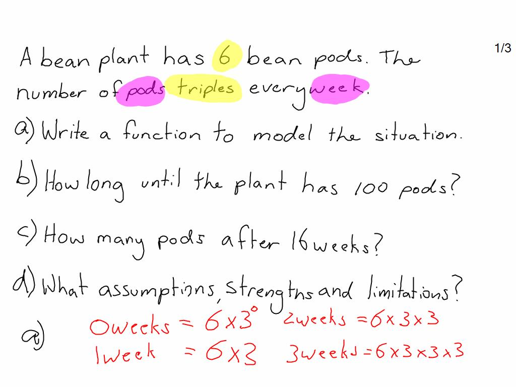Exercise 7g Application Of Exponential And Log Functions
