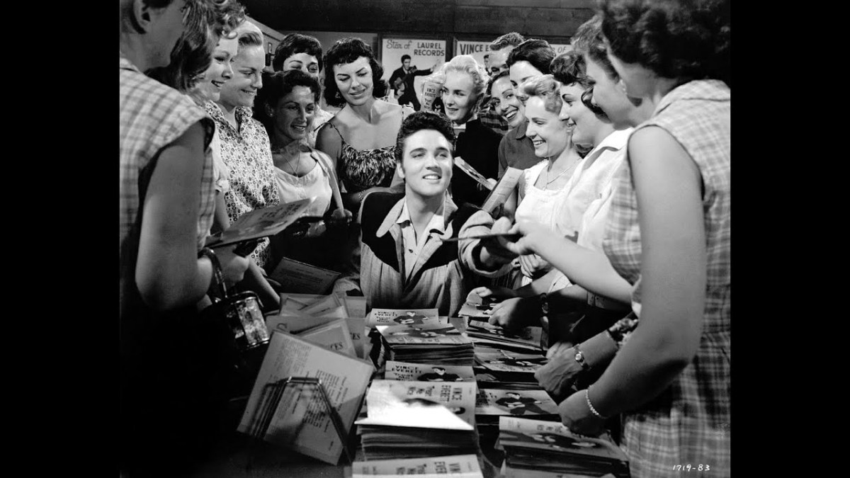 Elvis Presley – Doyle's Space: Music Hall of Fame