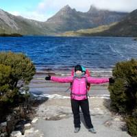 83 km durch die tasmanische Wildnis. Zu Fuß!