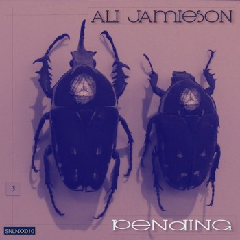 Ali Jamieson-Pending EP