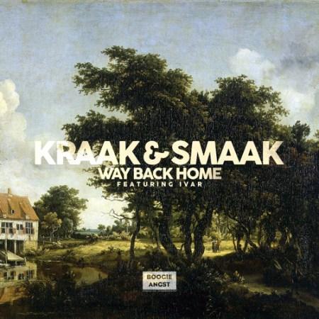 DYLTS - Kraak & Smaak - Way Back Home (ft. Ivar)