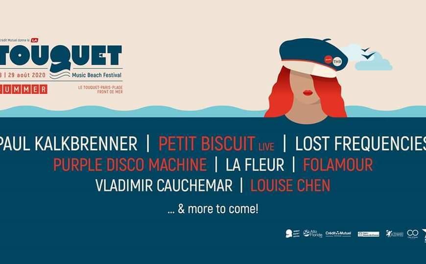 Touquet Music Beach Festival 2020