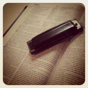 harmonica, commitment, Disciples, world, influence