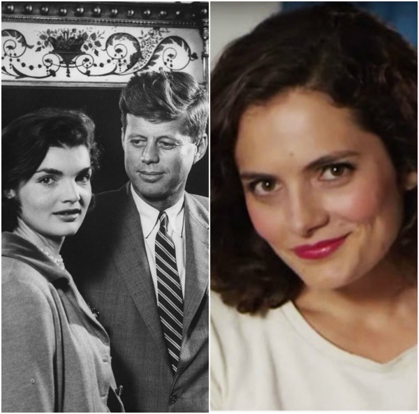 Jackie Kennedy And Rose Schlossberg Imgurl