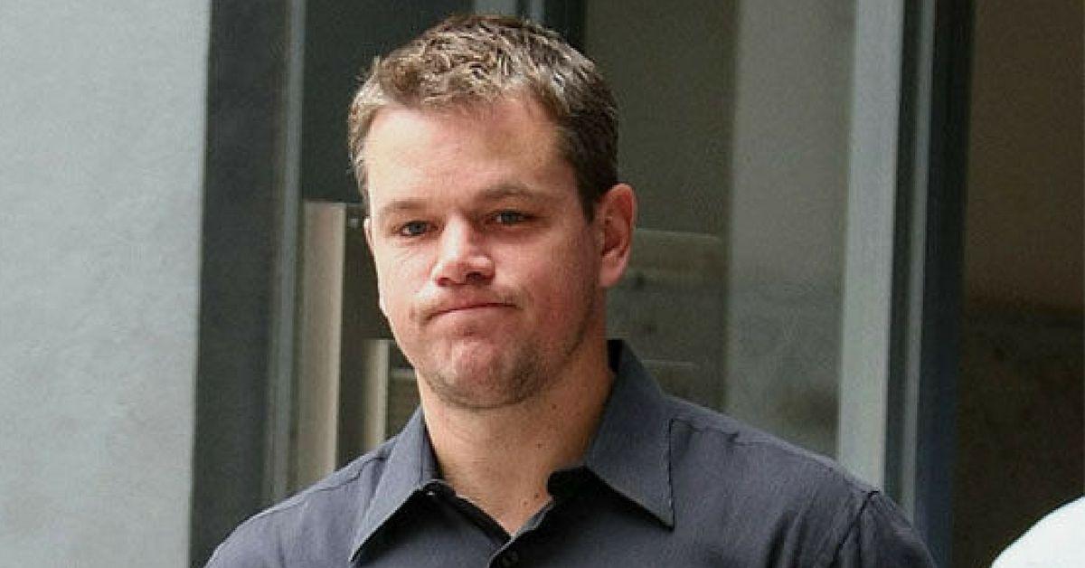 Matt Damons Father Kent Damon Dies After Cancer Battle
