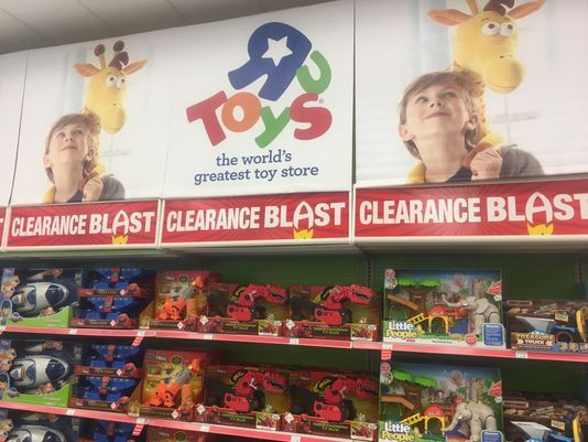 The Entire List Of Toys R Us Store Closings in the