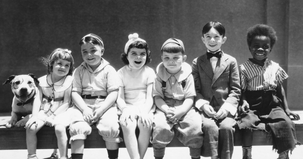 Here's What Happened To The Kids From 'The Little Rascals