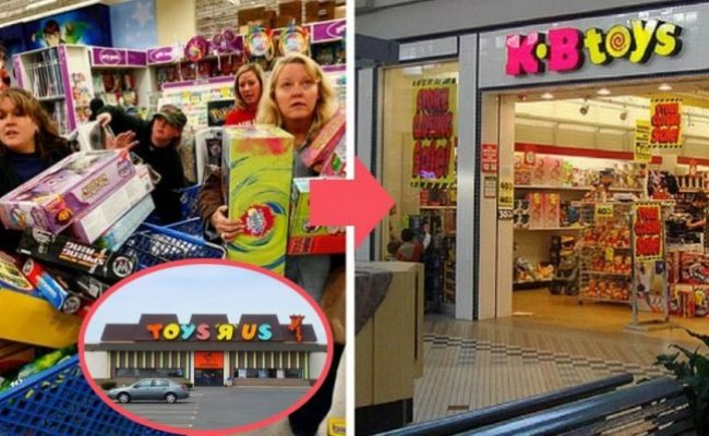 Kb Toys Could Be Returning To Replace Toys R Us