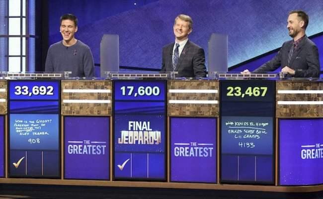Brad Rutter Talks Losing Jeopardy Greatest Of All Time