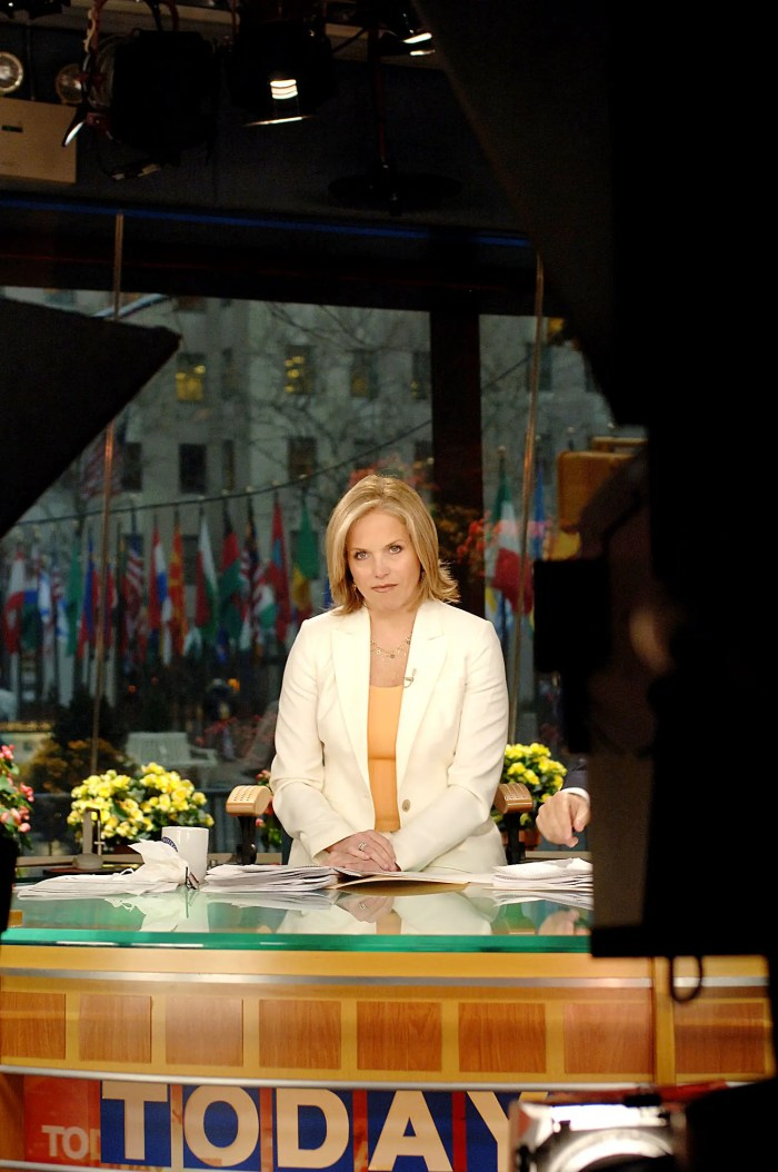 katie couric the today show