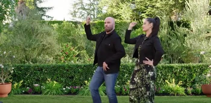 john travolta daughter ella bleu super bowl ad