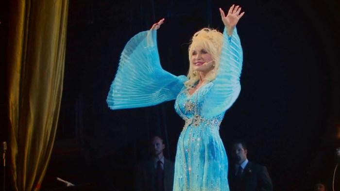 DOLLY PARTON: A MUSICARES TRIBUTE, Dolly Parton