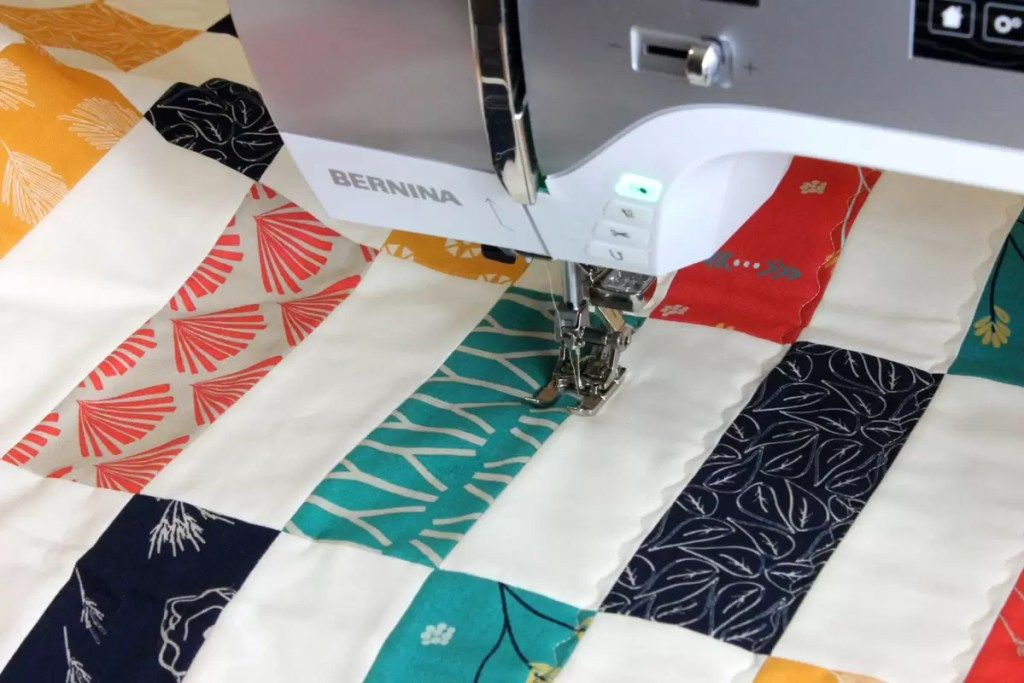 friday videocast quilt project sewing with may machines motion summer quilting the free fun