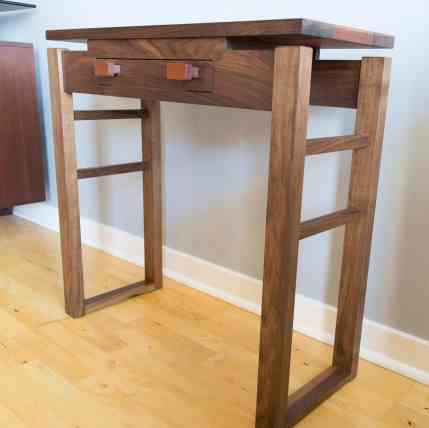 Console Table - Floating Top_3