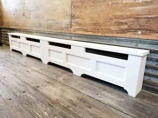 Hot Water Baseboard Heater Covers