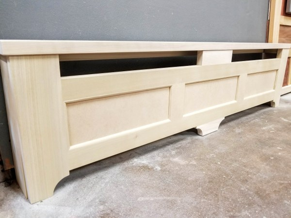 Baseboard Heater Cover