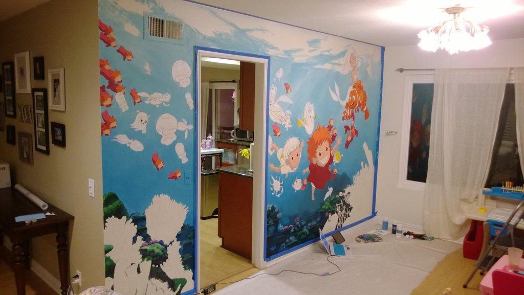 La chambre Ghibli quon aimerait tous avoir  DozoDomo