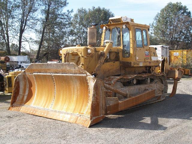 Crawler Tractors  Hanna Equipment