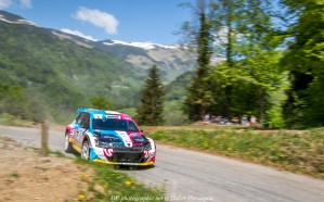 ANTHONY PUPPO/ LAURIE GALERA Rallye du Beaufortain 2018