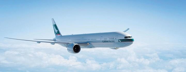 Voor de beste service en de laagste prijzen koopt u uw vliegtickets Cambodja bij DP Reizen! Op de foto de nieuwe Boeing 777 van Cathay Pacific (ingezet op het traject Amsterdam - Hong Kong vanaf 01-11-2014), de preferred carrier van DP Reizen.