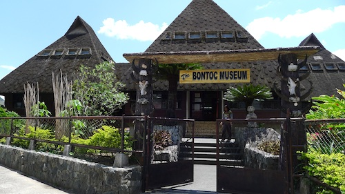 Bontoc Museum - Mountain Province, Luzon, Filipijnen
