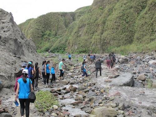 Mount Pinatubo Krater Trekking - Manilla, Luzon, Filipijnen