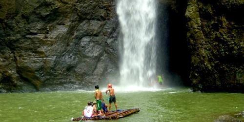 Pagsanjan Waterval, Laguna, Luzon, Filipijnen