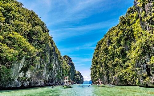 Tip: bij een maatwerk reis Filipijnen mag El Nido - Palawan niet ontbreken, dit is een paradijs op aarde!