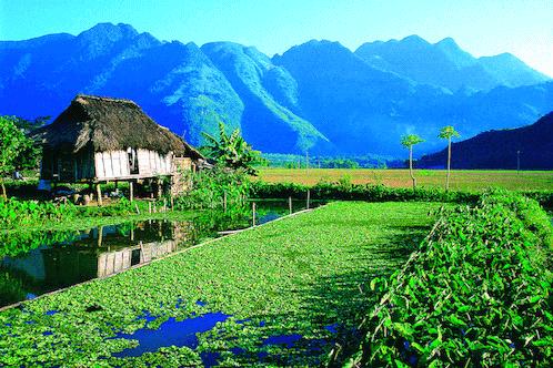 Mai Chau - Vietnam