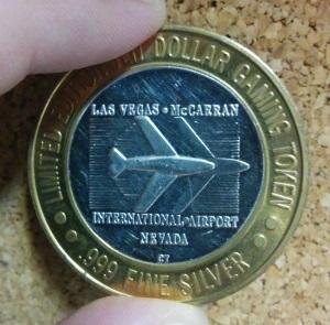 McCarran Silver Strike 2