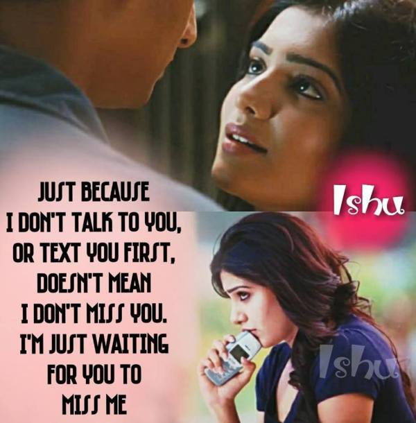 Tamil Love I Miss You Quotes Vtwctr