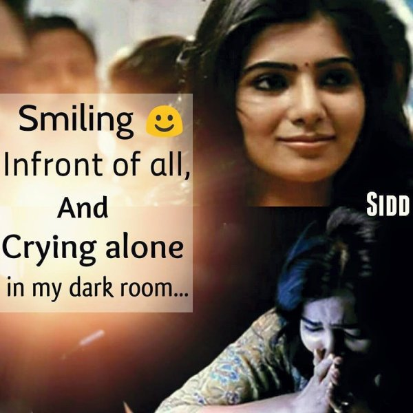 Sad Girl Crying In Love With Quotes In Tamil Vtwctr
