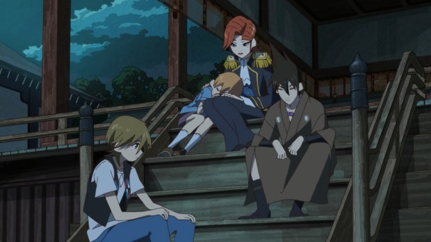 Image result for uchouten kazoku