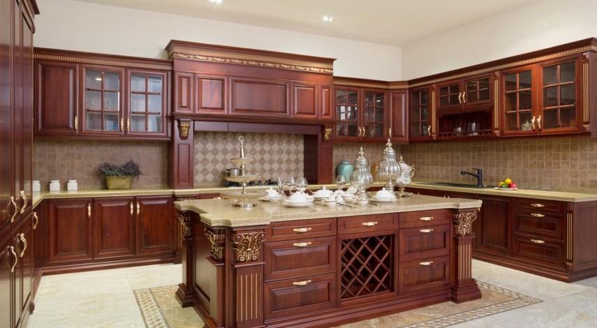 Modern Kitchen Cabinets Design Gallery 5 Ideas For