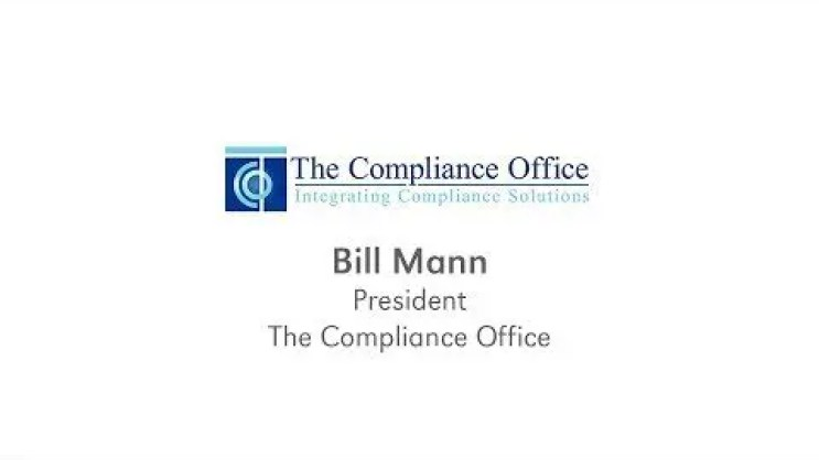 """""""The Compliance Office"""" 