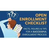 Enrollment Season Checklist
