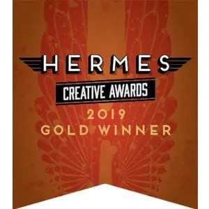 2019 Hermes Creative Gold Award