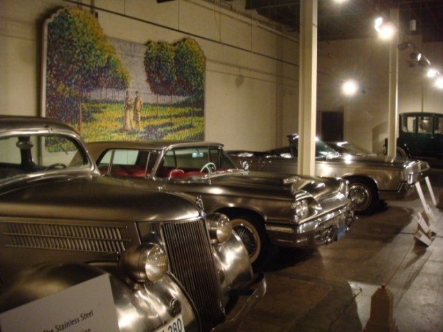 stainless steel cars 1