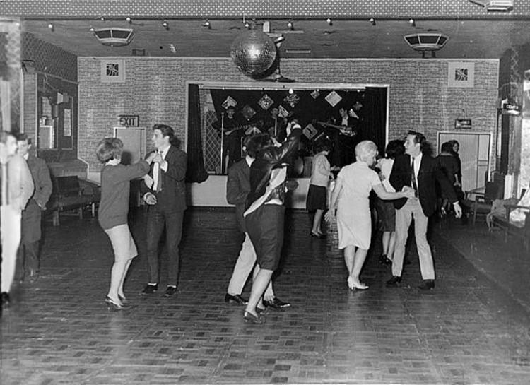 1961: Beatles play for 18 people at Palais Ballroom | dp@large