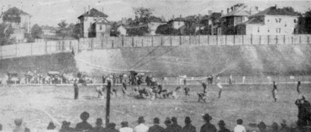 Georgia Tech's 222-0 victory over Cumberland College in 1916