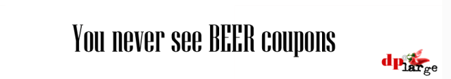beer coupons