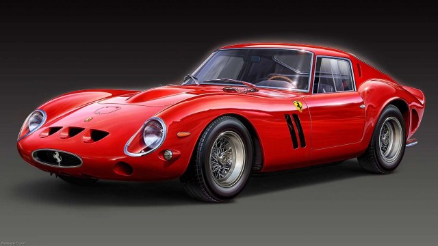 There Are Only 36 Ferrari 250 Gtos In The World Dp Large